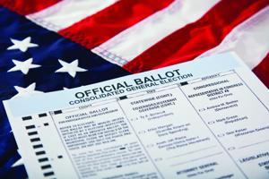 Ripp. Ferriter face voters