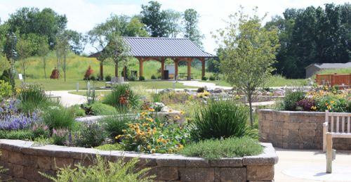 Fitness For Thought: Find healing in Edgerton Hospital's garden