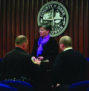 Supervisors adopt budget