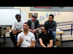 re:Voiced - a cappella apocalypse in McFarland