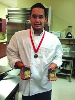 SPHS ProStart student scores highest