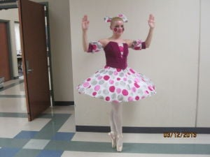 Marshall local danced in Nutcracker