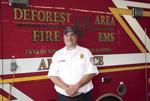 Chief Steve LeFeber