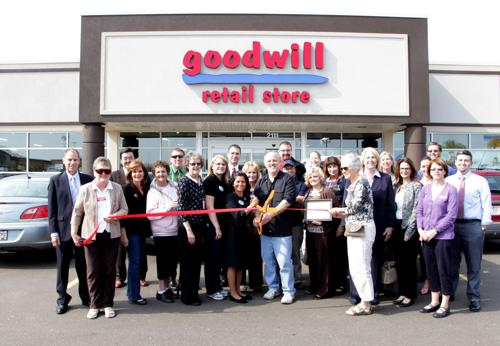 New Sun Prairie Goodwill store off to a good start