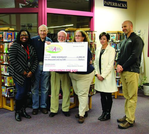 First two of 16 grants given to Sun Prairie schools
