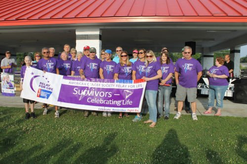 Milton Relay For Life 2014