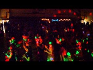 DECA Dad N' Daughter Dance at DeForest Area High School - Cha-Cha Slide