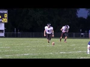 Monona Grove vs Fort Atkinson  September 27th, 2013