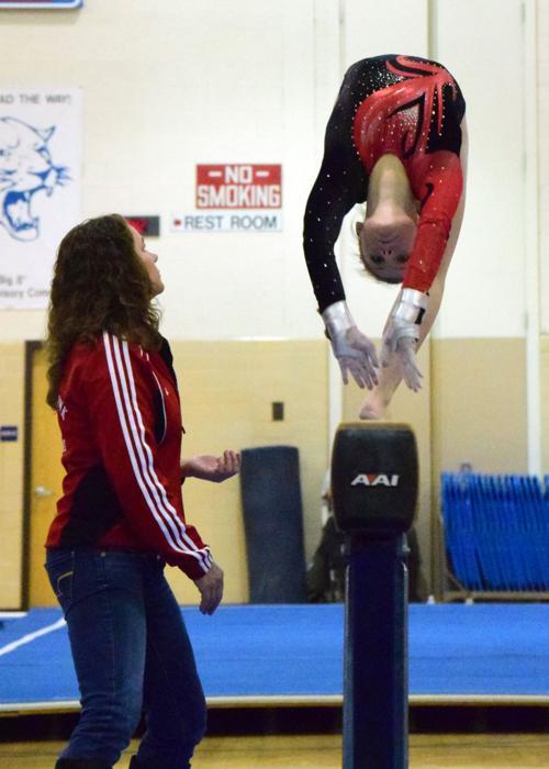 Gymnastics: Season finally under way