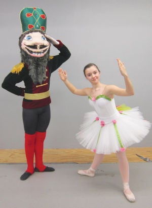 DeLuca to dance Nutcracker Fantasy