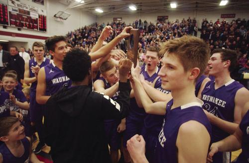 Basketball boys will return to State