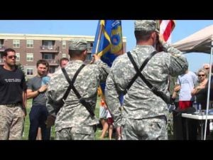 PAC 24 does 'The Murph' -- 1 of 2 -- 5-31-2014