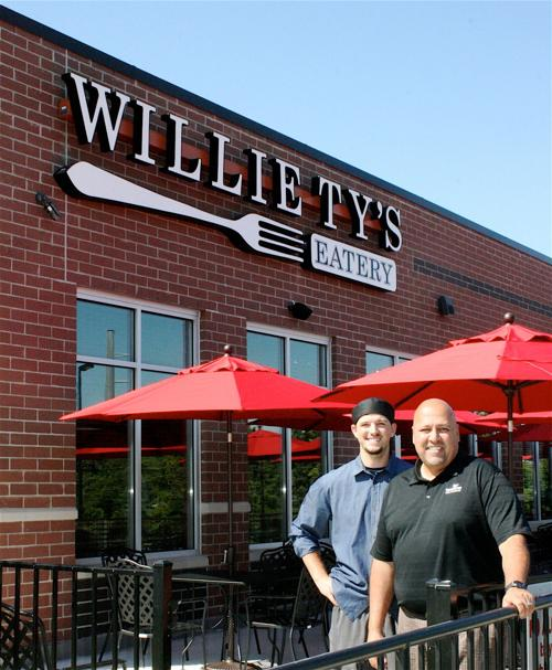 It's all about family at Willie Ty's
