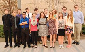 THE LMHS FORENSICS TEAM
