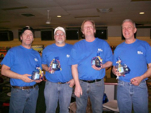 Sun Prairie Chamber Bowling Tourney a success
