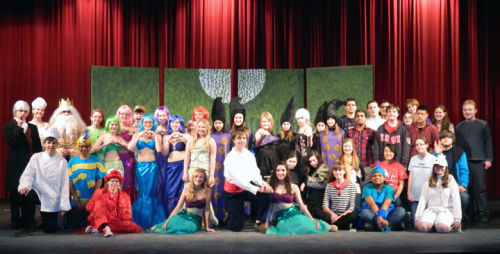 Cardinal Heights Performers to bring Disney's 'The Little Mermaid' to stage