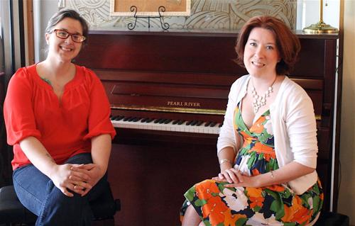Piano gals key to raising funds for new UW Health facility's piano
