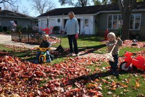 A fall ritual
