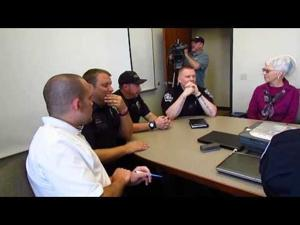 SPPD Mental Health Team Launch -- April 14, 2015 -- 1 of 2