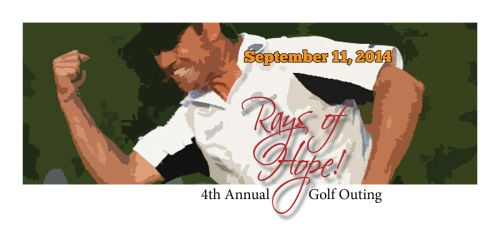 Rays of Hope golf outing set for September 11