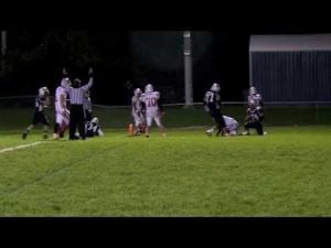 Monona Grove vs Mount Horeb October 18th 2013
