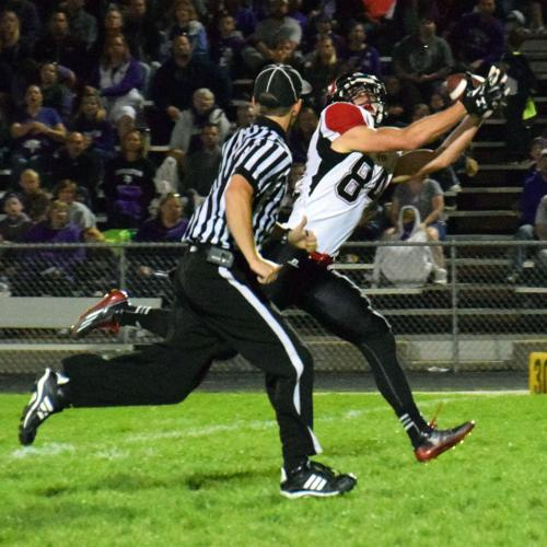 Football: Milton passes big Badger South test