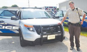 Deerfield Farmers Market Police, EMS and Fire Day