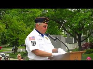 2015 Memorial Day Ceremony -- 5-25-2015 -- 2 of 7
