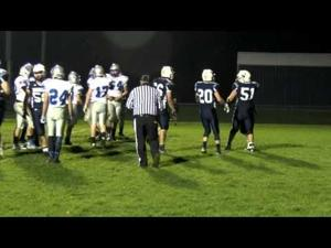 Monona Grove vs. Evansville/Albany    October 24th. 2014