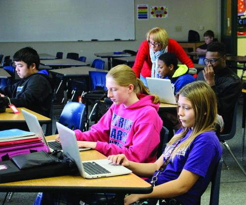 District says Chomebook transition has been success