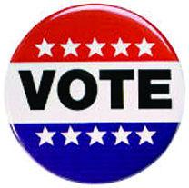 Cast your ballots