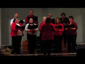 Sacred Hearts Folk Choir -- 12-2-2016