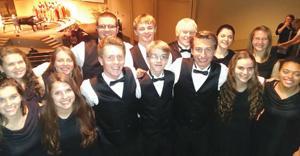 Deerfield Honor Choir 2014
