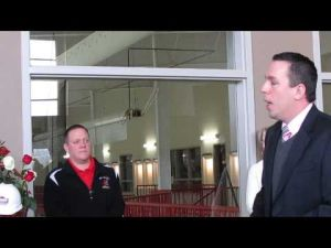 Sun Prairie Ice Arena Ribbon Cutting -- Jan. 17, 2014 -- 2 of 5