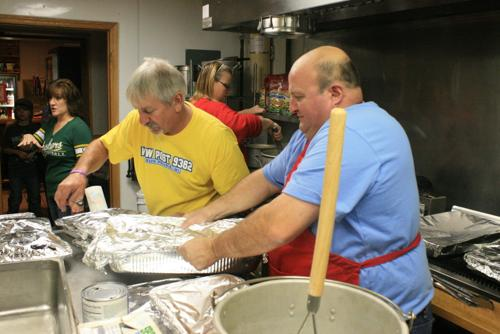 Sun Prairie's VFW hosts Thanksgiving for 15 years
