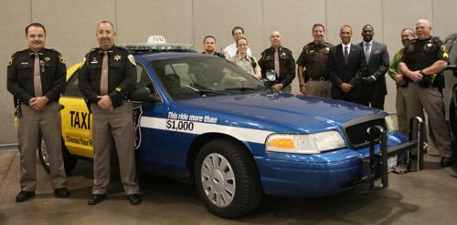 Six counties partner to stop drunk drivers