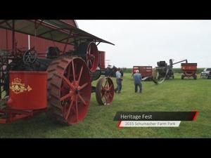 2015 Schumacher Farm Park Heritage Fest