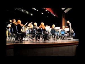 Milton High School Symphonic Band