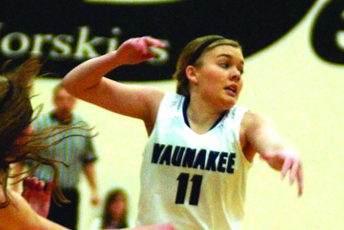 Franklin hits two three's to help Waunakee