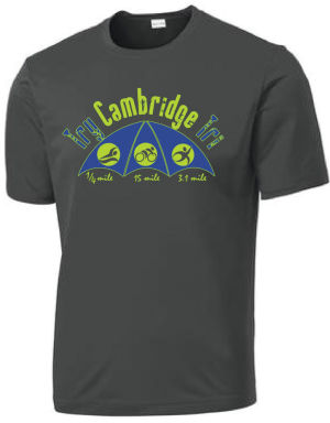 Try Cambridge Tri T-shirt