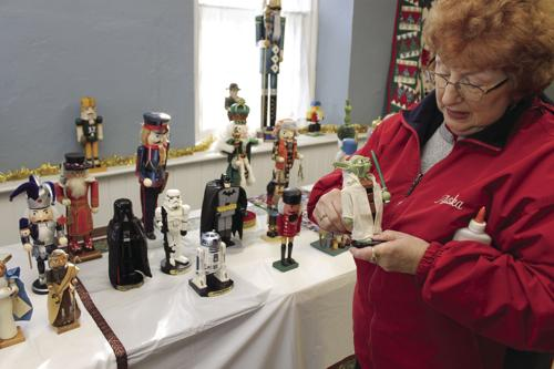 Nutcracker Suite: Sun Prairie woman's unique collection is set to be displayed in Milton