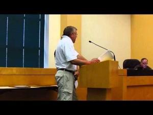 Sun Prairie City Council meeting -- 9-2-2014 -- Ashley Award