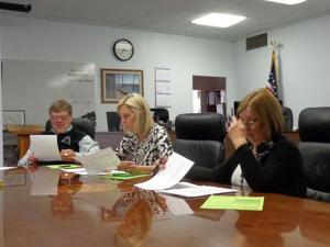 Grant County commissioners
