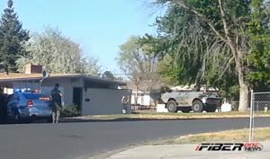 Tactical response team arrests