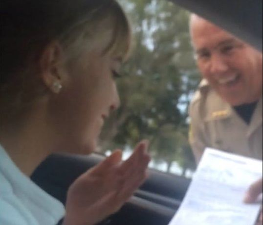 Grant County Sheriff Tom Jones plays cupid to help neighbor