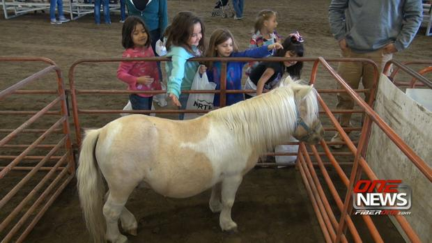 First-graders learn about agriculture at Moses Lake FFA Farm Day