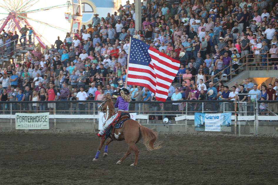 GALLERY: 2016 Moses Lake Roundup Rodeo - iFIBER One News ...