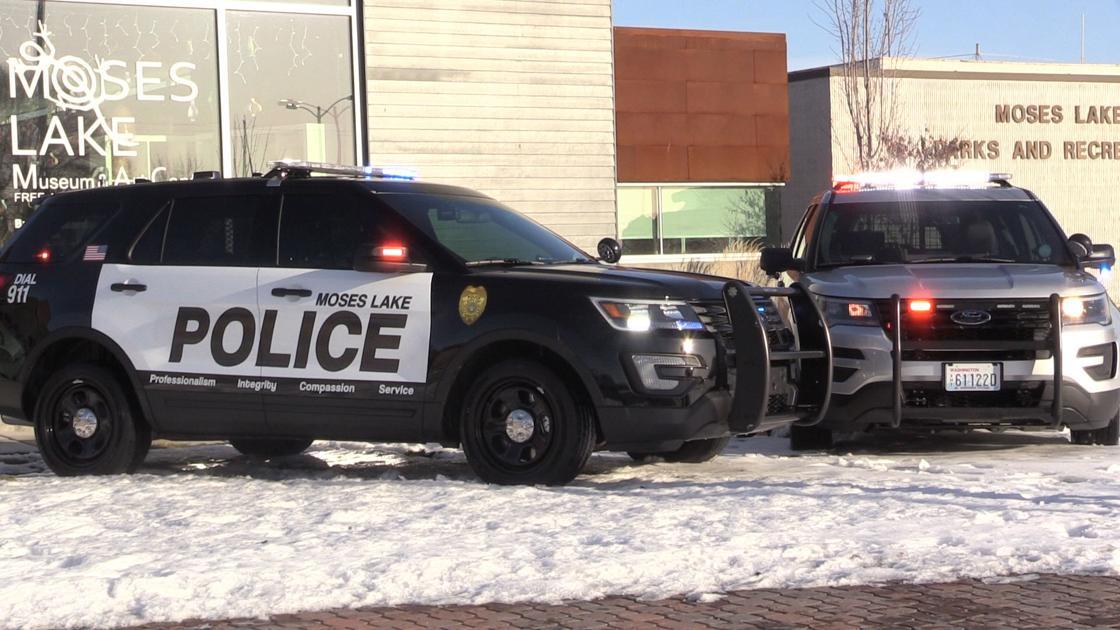 Moses Lake police debut new patrol vehicle designs ...