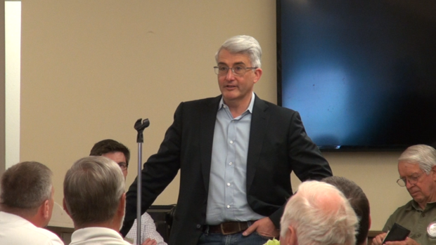 POLITICS: Republican governor candidate Bill Bryant visits Quincy