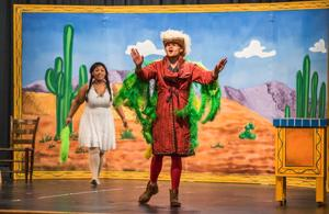 Opera Carolina performs for local students